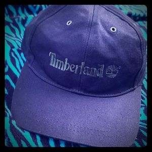 Black timberland kids hat
